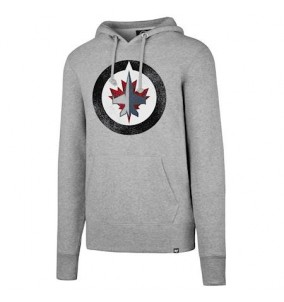 Mikina '47 HEADLINE Winnipeg Jets GY