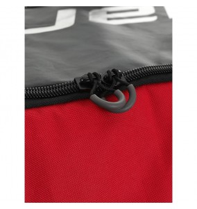 Taška BAUER S19 PREMIUM WHEEL BAG RED - ČERVENÁ
