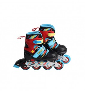 Kolieskové korčule detské nastaviteľné STYLE BOY