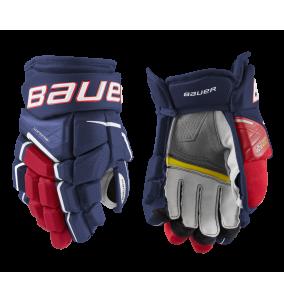 Hokejové Rukavice Bauer S21 Supreme Ultrasonic JR