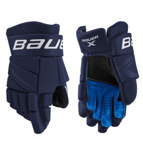 Hokejové Rukavice Bauer S21 X INT