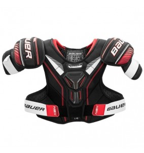 Hokejové chrániče ramien Bauer S18 NSX Junior