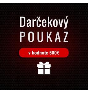 Darčekový poukaz 500€