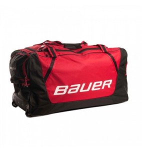 Hokejová taška Bauer S16 650 WHEEL BAG Medium RED