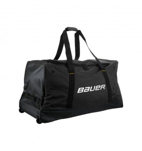 Bauer S19 Core Wheel Bag SR BLACK - ČIERNA