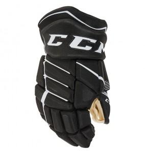 Hokejové rukavice CCM JETSPEED FT370 SR BLK-WHT