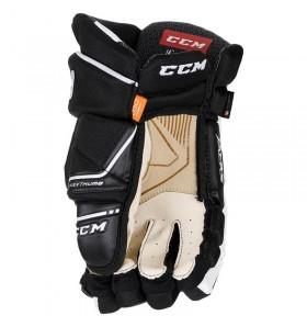 Hokejové rukavice CCM SuperTacks AS1 YTH