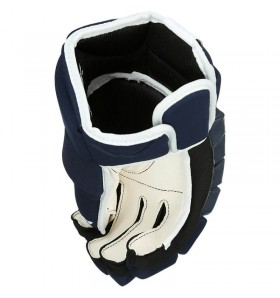 Hokejové rukavice CCM T4R III SR NAVY-WHT