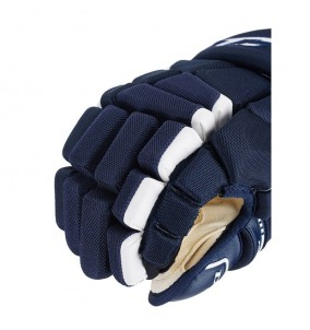 Hokejové rukavice CCM Tacks 9080 SR NAVY-WHT