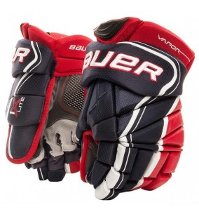 Hokejové rukavice Bauer S18 Vapor 1X LITE Senior
