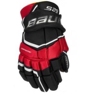 Hokejové rukavice Bauer S19 Supreme S29 Junior