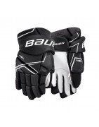 Hokejové rukavice BAUER S18 NSX