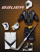 Brankárska hokejová výstroj BAUER