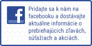 Hokejeshop.sk facebook - súťaže, akcie a zľavy