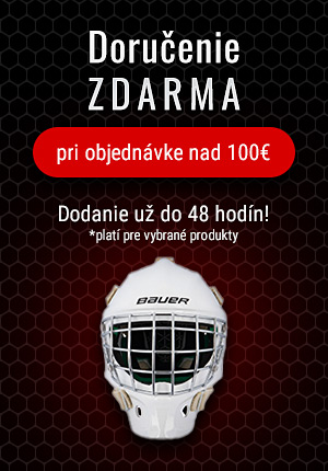 Doručenie zdarma - Hokejeshop.sk